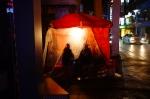 Ramen tents