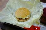 Mc donalds Bulgogi Burger... Just nasty!